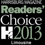 Harrisburg Magazine Readers Choice Limo 2012