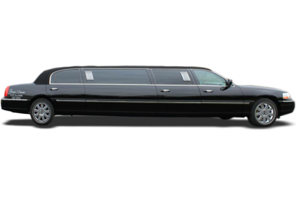 Image Of Black Lincoln Stretch 5 Door For Car Service Harrisburg, PA - Premiere #1 Limousine