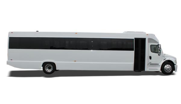 Luxury Shuttle Coach