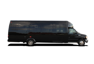24 Mini Bus Black