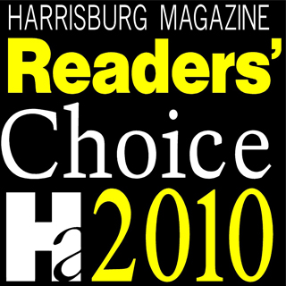 Harrisburg Magazine Readers Choice Limo 2010