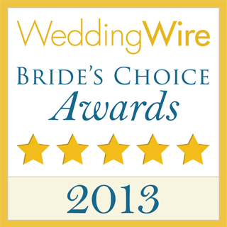 Wedding Wire Bride's Choice 2013 Limo