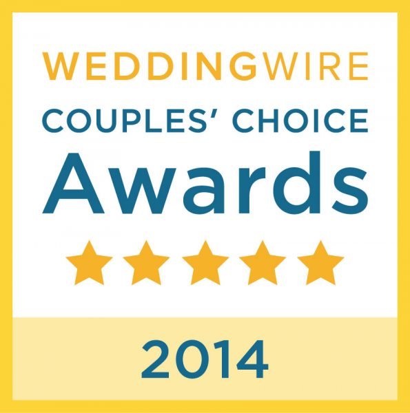 Wedding Wire Couples' Choice 2014 Limo
