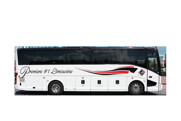 40 Passenger Motorcoach 1