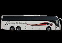 56 passenger motorcoach !