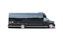 Image Of Executive Limo Charter Bus Harrisburg, PA