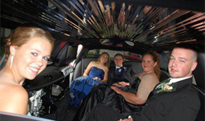 Hire a Party Limousine for Prom