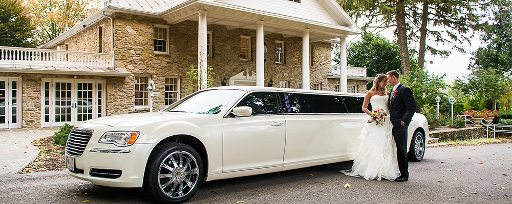 Limousine rentals for weddings