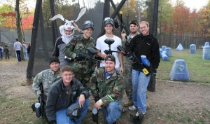 Paintball Trip